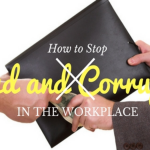 Fraud, Theft and Corruption in the Workplace